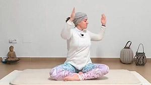 Deshazte de contracturas. Yoga online